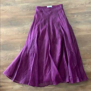 TIAR Los Angeles Organza Skirt